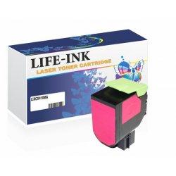 Life-Ink Toner ersetzt 800H3, 802HM für Lexmark Drucker...