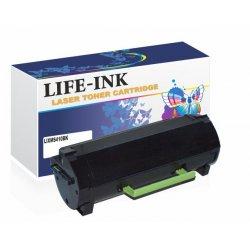 Life-Ink Toner ersetzt 500XA, 502X für Lexmark Drucker...