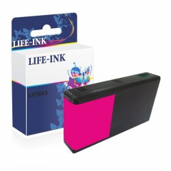Life-Ink Patrone ersetzt Epson T7893 magenta