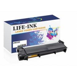 Life-Ink Toner ersetzt TN-2320 XXL für Brother schwarz...
