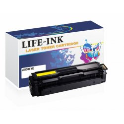 Life-Ink Toner LIS506YE (ersetzt CLT-Y506L/ELS) 3.500...