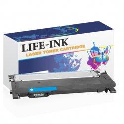 Life-Ink Toner LIS404CY (ersetzt CLT-C404S/ELS) 1.000...