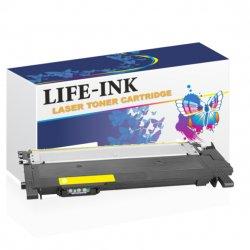 Life-Ink Toner LIS404YE (ersetzt CLT-Y404S/ELS) 1.000...