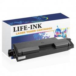 Life-Ink Toner ersetzt TK-5140K für Kyocera schwarz
