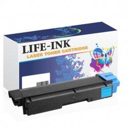 Life-Ink Toner ersetzt TK-5140C für Kyocera cyan