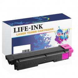 Life-Ink Toner ersetzt TK-5140M für Kyocera magenta