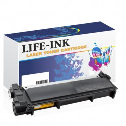 Life-Ink Toner ersetzt TN-2220 XXL für Brother schwarz...