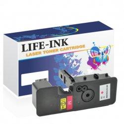 Life-Ink Toner ersetzt Kyocera TK-5240M, 1T02R7BNL0 für...