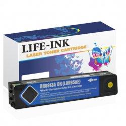 Life-Ink Druckerpatrone ersetzt HP L0R95AE, 913A schwarz