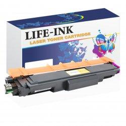 Life-Ink Toner ersetzt TN-247M, TN-243M für Brother magenta
