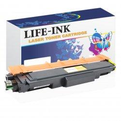 Life-Ink Toner ersetzt TN-247Y, TN-243Y für Brother gelb