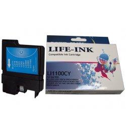 Life-Ink Druckerpatrone ersetzt LC-1100C, LC-980C für...