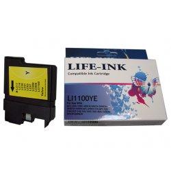 Life-Ink Druckerpatrone ersetzt LC-1100Y, LC-980Y für...