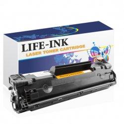 Life-Ink Tonerkartusche ersetzt CB435A (35A) verwendbar...
