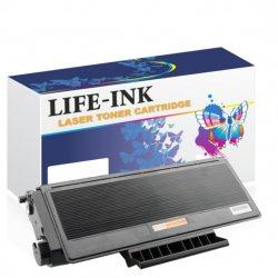 Life-Ink Toner ersetzt TN-3280, TN3280 für Brother schwarz